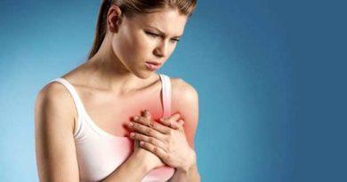 Ущільнення у грудях