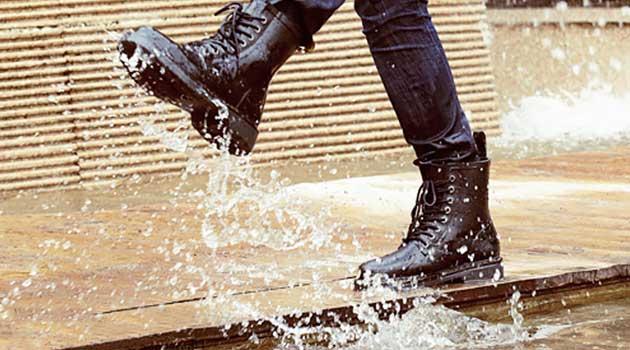 Взуття не промокне