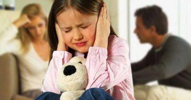 Як підготувати дітей до розлучення батьків