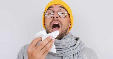 Як побороти алергію на холод