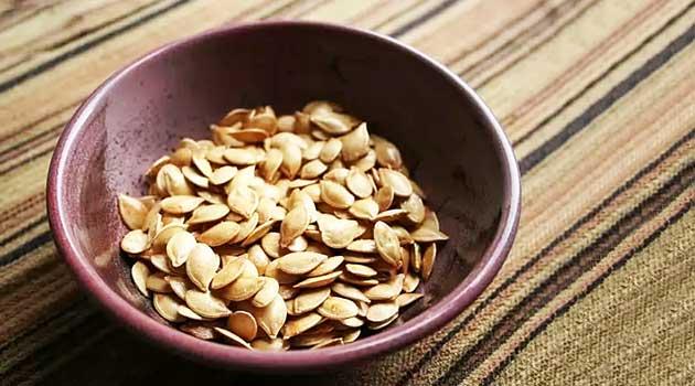 Як прогрівати насіння