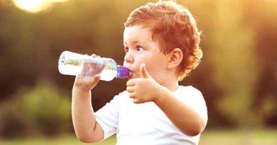Якщо малюк не хоче пити воду