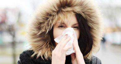 Чи можна гуляти при застуді
