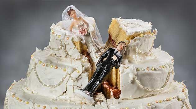 Найпоширеніші причини розлучень