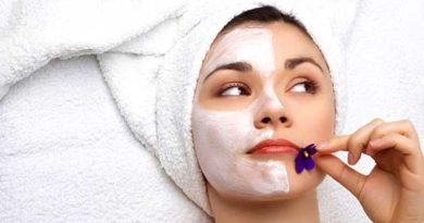 Правила застосування домашніх косметичних масок