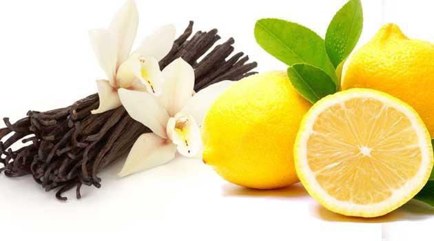 Ваніль і лимон