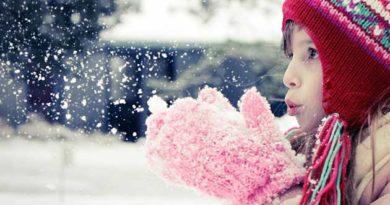 Характер і доля дитини народженої взимку