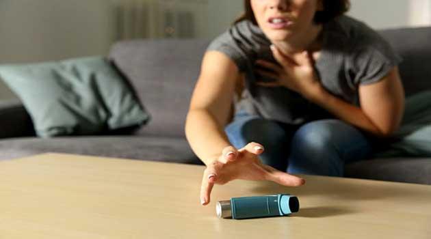 Хворим на бронхіальну астму