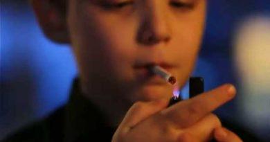 якщо діти почали курити