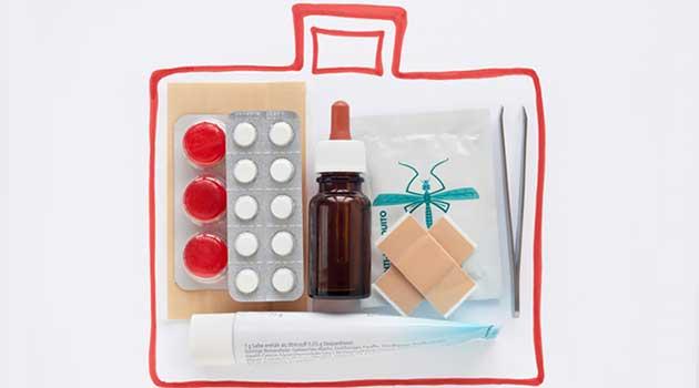 Як правильно зберігати таблетки і сиропи