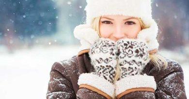 Як вести себе у морозну погоду