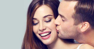 Якщо чоловік цілує