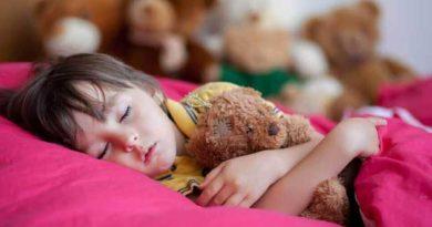 Чому діти зобов'язані спати