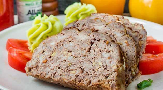 М'ясний хліб у духовці