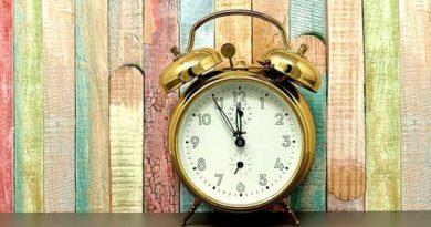 Коли переводити стрілки годинника