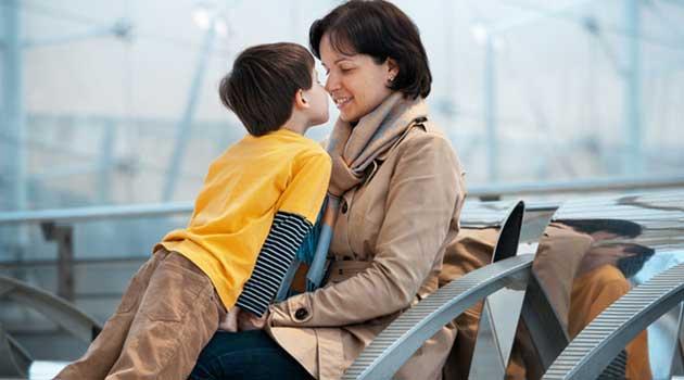Любіть своїх дітей