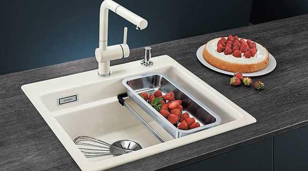 Мийки для кухні на що звернути увагу