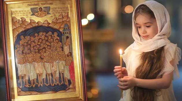 На Сорок святих потрібно спекти булочки-жайворонки.