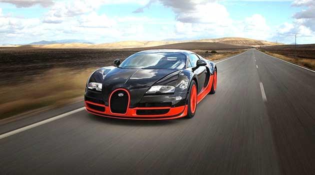 Найшвидші автомобілі у світі
