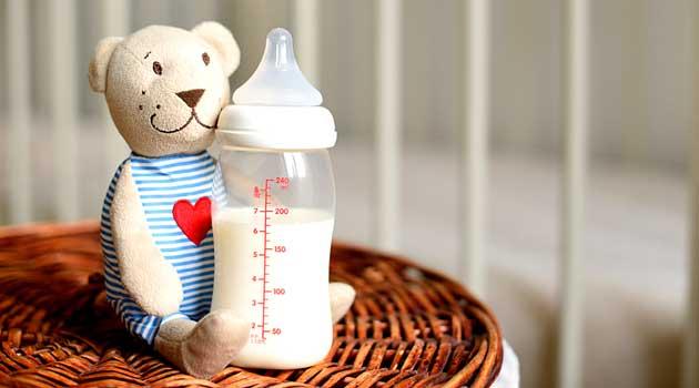 Правила вибору молочної суміші