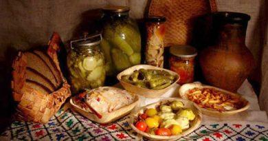 Прості страви до великого посту