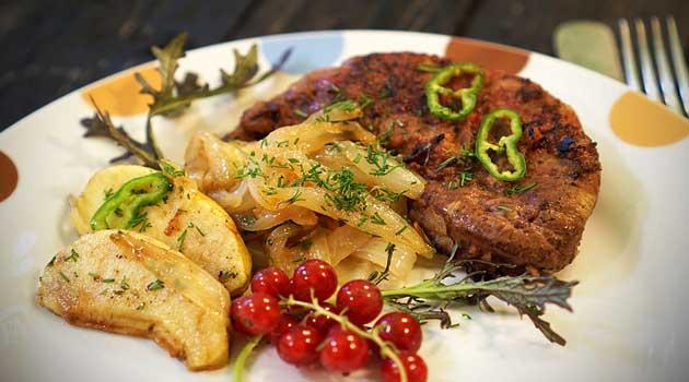 смачні страви з печінки