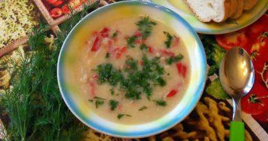 Суп-«затируха»