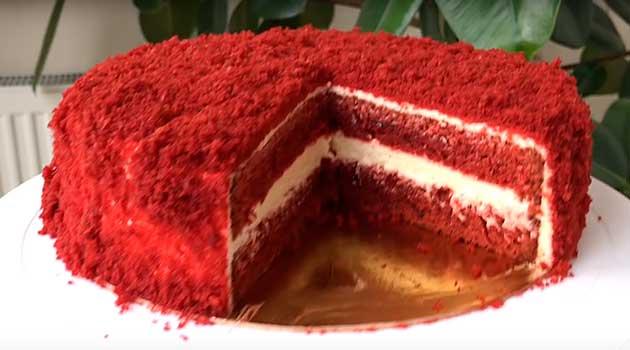 Торт Червоний оксамит