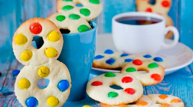 Печиво до 8 Березня