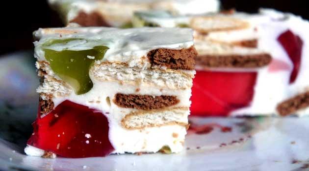 Торт Бите скло