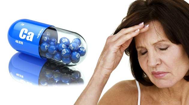Як запобігти втраті кальцію при клімаксі