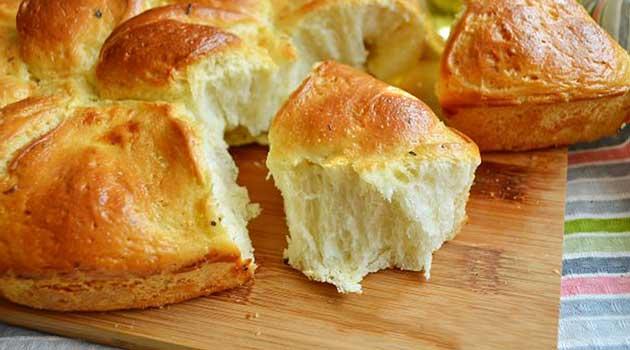 Заливний хліб