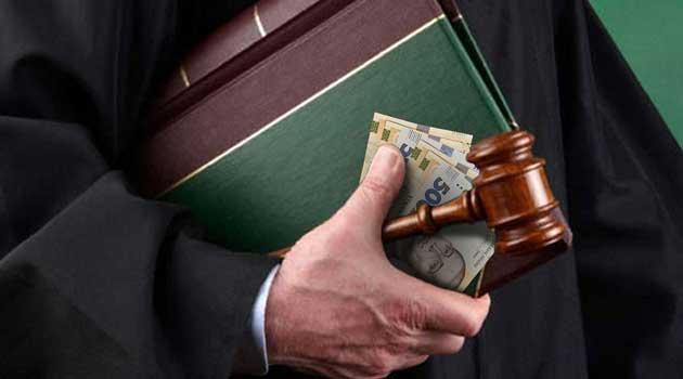 як зросли пенсії суддів та інших