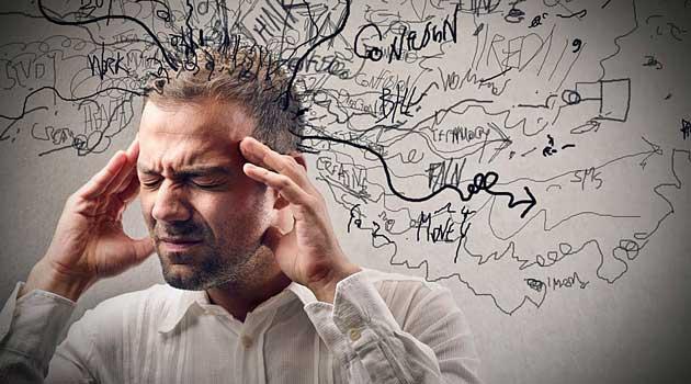 Тест: Пора до лікаря або психолога?..