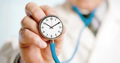 У кожної проблеми зі здоров'ям є свій час