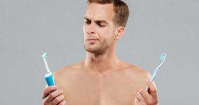 Усе що потрібно знати про електричну зубну щітку