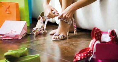 Вибирайте взуття правильно