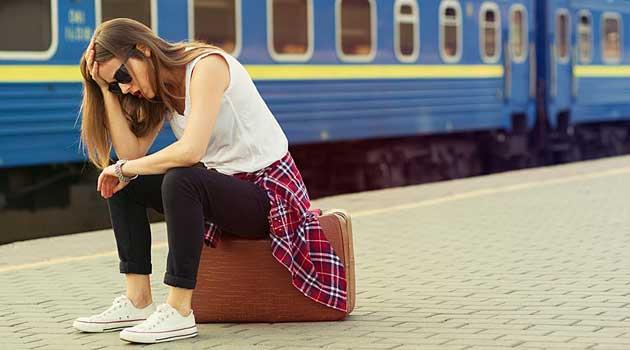 Як повернути забуті у поїздах речі