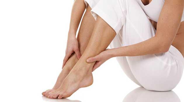 Як позбутися настирливого болю у ногах
