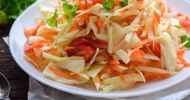 Як приготувати смачну мариновану капусту