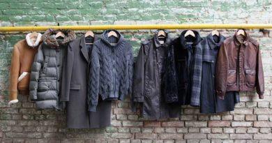 як зберігати зимовий одяг