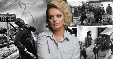 Ірма Вітовська, Війна