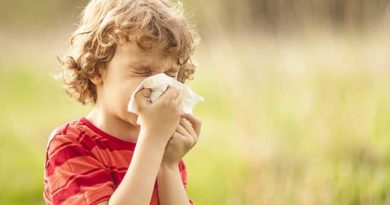 Чим небезпечна алергія в дитячому віці