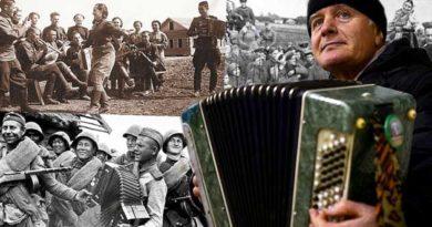 Історія пісні фронтових років