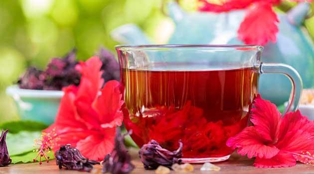 Чай каркаде користь і шкода
