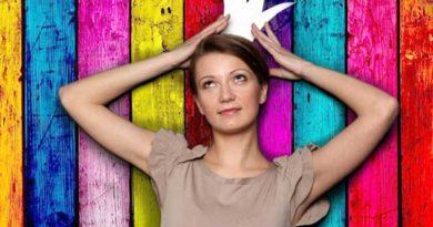 Кольори які допоможуть підвищити самооцінку