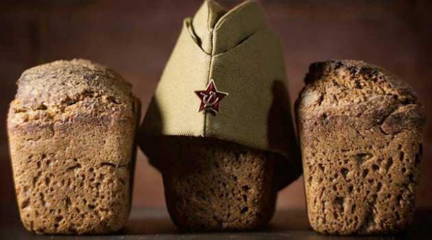 Фронтовий хліб