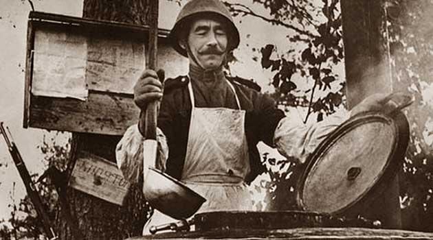 Кулінарні рецепти воєнних років