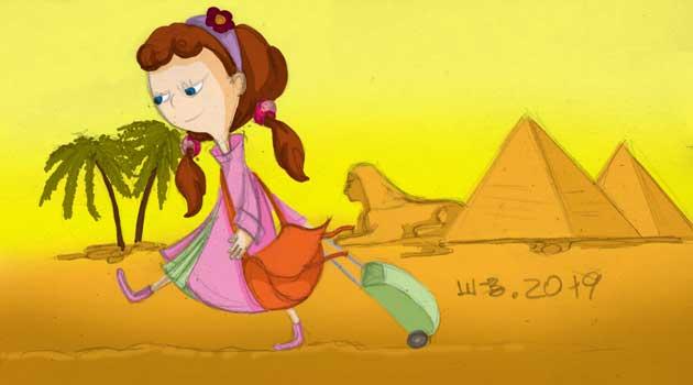 Путівка в Єгипет
