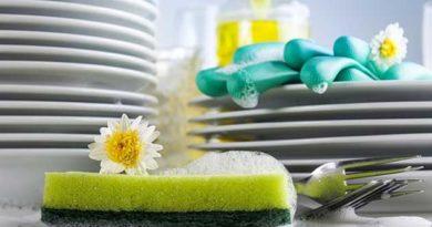 Секрети миття посуду